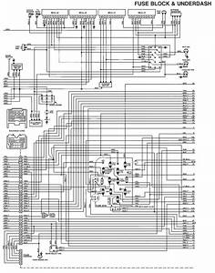 1983 Chevy Truck Fuse Block Diagrams