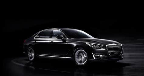 Hyundai Genesis G90 2020 by 2020 Hyundai Genesis G90 Release Date Redesign Price