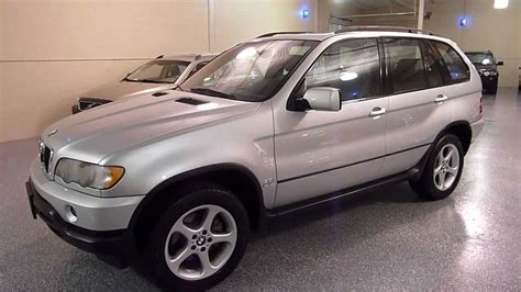 2002 Bmw X5 4dr Awd 30i Sport Package Sold (#2208) Youtube