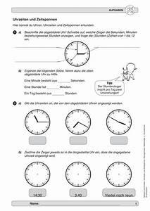 Zeitspannen Berechnen 3 Klasse : gr en arbeitsbl tter grundschule lehrerb ro ~ Themetempest.com Abrechnung