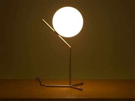 Flos IC T1 High Table Lamp   Eames Lighting