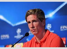 Fernando Torres ready for the 'most important game' of his