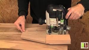 Fabriquer Tenon Mortaise : d couvrez la technique d 39 usinage au compas qui permet de ~ Premium-room.com Idées de Décoration