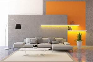 comment reussir sa peinture salon nos conseils topdecopro With couleur peinture salon tendance