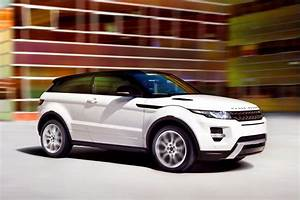 Looks Like A Car  New Suv Range Rover Evoque Pictures And