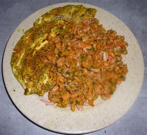 recette cuisine musculation recette musculation crevettes aux œufs