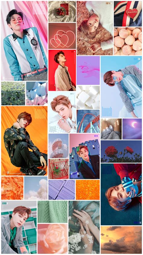 aesthetic nct wallpapers