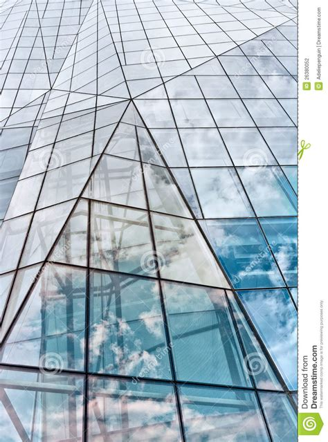 Treppengeländer Modern Glas by Modern Glass Building In Abstract Stock Photo Image Of