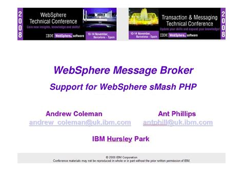 message broker and php