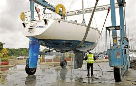 Sinking Boat Test crash test boat holed and sinking