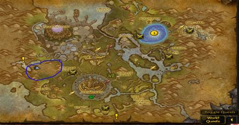 Talador, leveling Guide (94-100) - Guides - Wowhead