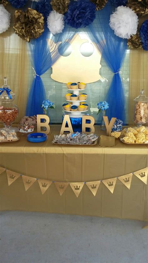 royal prince baby shower theme baby shower baby boy baby