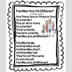 First Grade Family Poems  Unit Includes A Six Page Mini Books The Kids Can Make  Forever First