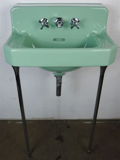 antique vintage american standard bathroom sink