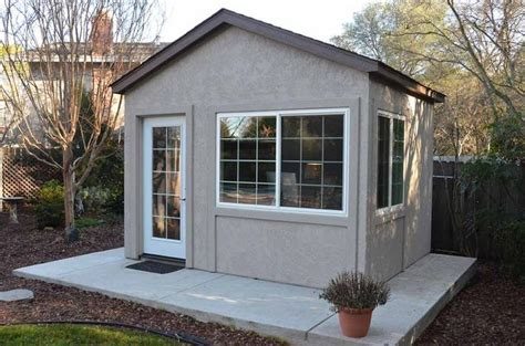 Tuff Shed Cabins California by Best 25 Backyard Office Ideas On