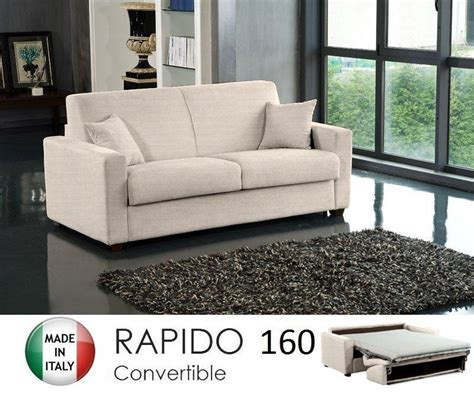canap convertible couchage 160 canape lit 3 4 places dreamer convertible ouverture rapido