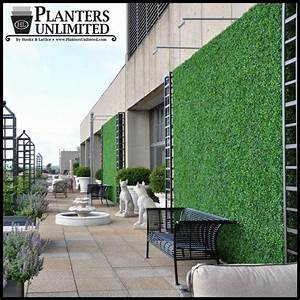 Outdoor Artificial Living Wall Plants Artificial Plants