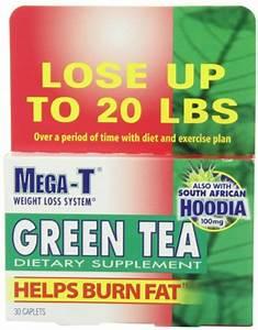 Mega-t Green Tea  30 Caplet