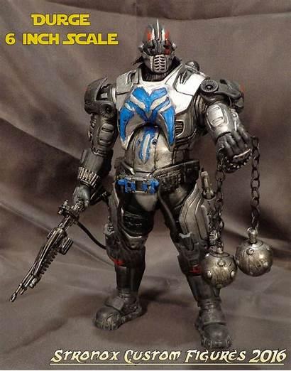 Durge Wars Star Custom Figures Stronox Figure
