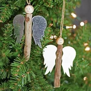 Deko Weihnachtsbaum Holz : engel zum basteln ideen f r die deko adventskalender ~ Watch28wear.com Haus und Dekorationen