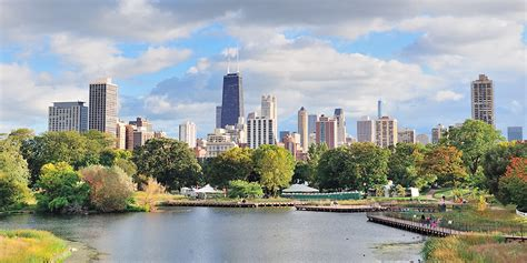 Relax Yourself Best Parks In Chicago