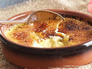 Creme brulee cuisson