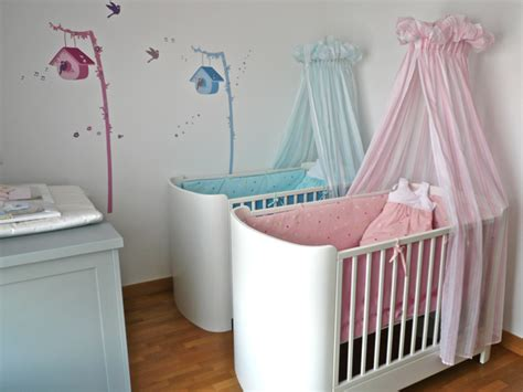 chambre bebe bebe9 idee deco chambre bebe jumeaux mixte