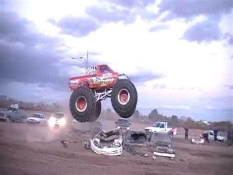 youtube monster truck show monster truck quot big show quot youtube