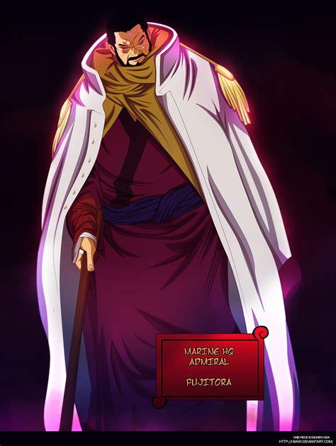 piece  admiral fujitora   sanx  deviantart