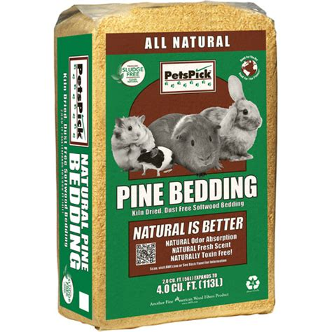Pine Bedding For Rabbits by Pet S Pine Bedding 4 0 Cu Ft Other Pet Supplies