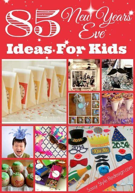 50 Amazing New Years Ideas  Diy Ideas  Kids New Years