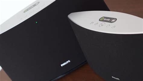 Review Philips Sw750m En Sw700m Spotify Multiroom