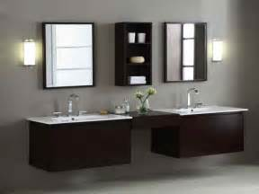 bathroom double bathroom vanity with makeup table