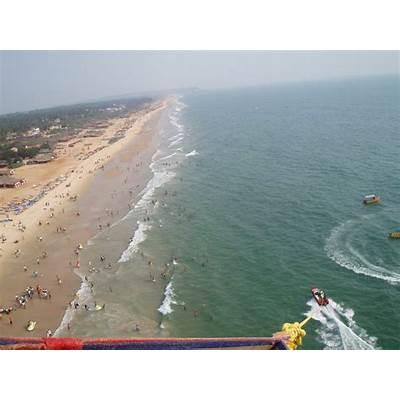 Calangute Beach Goa – I Am GoanGoa Rediscovered