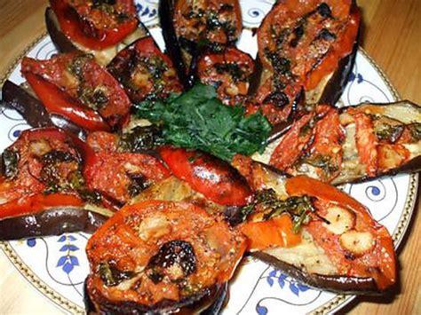 cuisiner aubergine four recette de quot lamelles d 39 aubergines au four quot