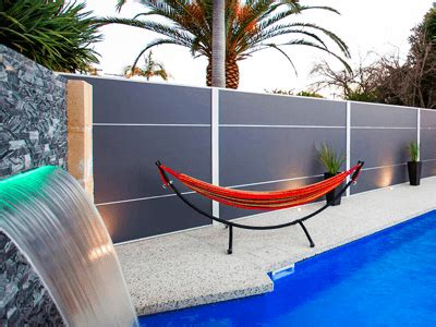 modern home fence design   choose   fence