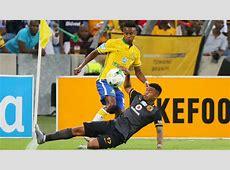 Themba Zwane and George Lebese Goalcom