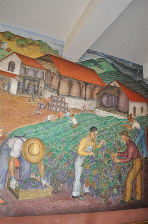 Coit Tower Murals Prints by Coit Tower Mural Collectors Weekly