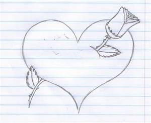 Free HEART DRAWING, Download Free Clip Art, Free Clip Art ...