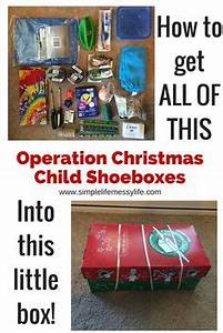 Operation christmas child Diy things to make and Diy
