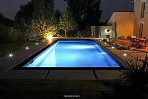 Eclairage Terrasse Piscine : eclairage piscine et terrasse ~ Melissatoandfro.com Idées de Décoration