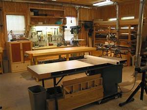 woodworking shop ideas | Wood Shop Floor Plans ...