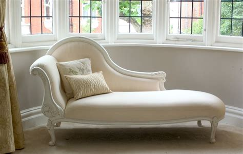 White Lounge Chair For Bedroom by Classical White Chaise Longue Sweetpea And Willow If