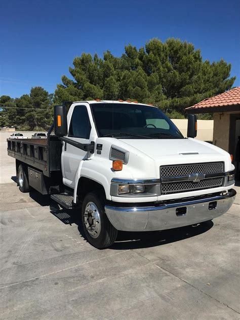 Chevrolet Kodiak C5500 Dump Trucks For Sale Used Trucks On