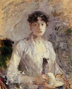 Berthe Morisot/1841-1895 - Hayang Modol