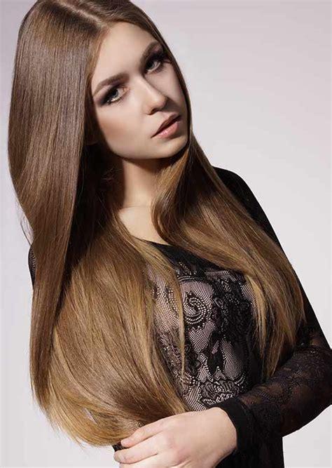 model rambut panjang wanita luruslayer berponi dll