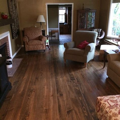 Staining Hardwood Floors Darker by Pine Hardwood Floor Installation Then Sanding And