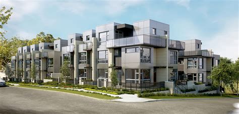 Churchill Townhomes: 3 & 4-Bedroom Townhomes in South ...