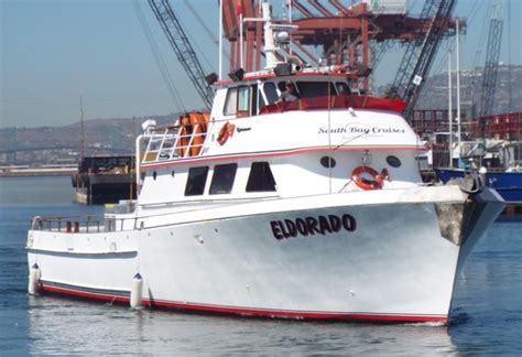 El Dorado Fishing Boat by El Dorado El Dorado Out Of Sport Fishing
