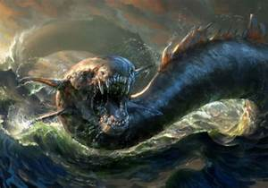 Mythical Sea Animals in ancient history | Listverse Info